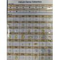 3X6 NUDE WATERDROP CABOCHON  (100Gross)