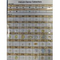 5X10 PURPLE OVAL CABOCHON  (50Gross)