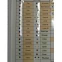 KQSS-10 Clear AB (500Gross)