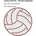 UH-210 Volleyball