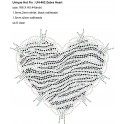 UH-402 Zebra Heart