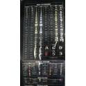 1.5MM MATT.COPPPER NAILHEADS  (1000Gross)