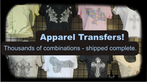 Apparel Transfers